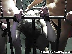 Gangbang Forced Sex