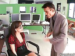 Office Forced Sex